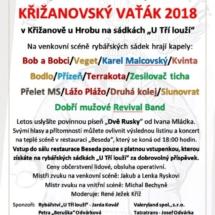 Křižanovský Vaťák 2018